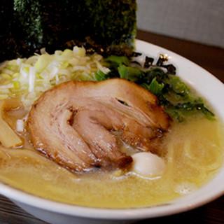 【松壱家伝統の味!濃厚醤油】