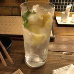 バード・スペース - 自家製レモンサワー