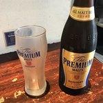 つけ麺みさわ - 瓶ビール(500円)