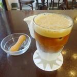 アルモリック - アイス・カフェ・オレ