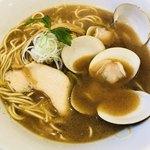 市川商店 - 料理写真:はまぐりの柚子醤油らぁ麺