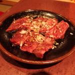 焼肉 和 - ハラミ(1300円)