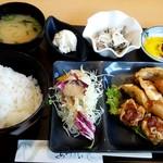 薬膳レストランあわさい - 料理写真:日替わりランチ