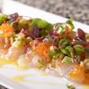 串揚げバル スキロ - 料理写真:鮮魚のカルパッチョ