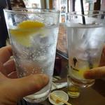 我旬 - 塩レモンサワー