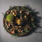 グランド ダイア - 料理写真:季節を大事に考え、その時一番美味しいものを