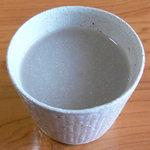 905125 - トロトロ蕎麦湯