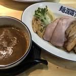 麺ファクトリー ジョーズ - 極どろチャーシューつけ麺