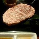 焼肉RESTAURANT カンドカン - サービスのステーキ