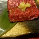 焼肉RESTAURANT カンドカン - ハラミステーキ