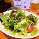 山鉄串 - チョレギサラダ
