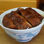 いとう食堂 - ソースかつ丼
