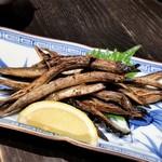 博多よし魚 - カナギ炙り。