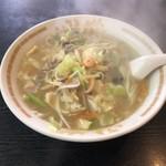 東香園 - チャンポン650円