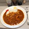 ちとせ - 料理写真:ポークカレーご飯半分600円
