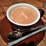 GRANNY SMITH APPLE PIE & COFFEE - カフェオレ