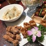 酒菜 刀削麺 - 6点盛り