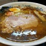 名前のない中華そば屋 - 料理写真:中華そば(塩)麺少なめ