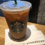 スターバックス・コーヒー - ゴールドブリューコーヒー Venti475円