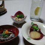 住之江旅館 - 料理写真: