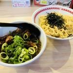 肉汁麺ススム - 肉汁つけ麺