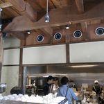 ブルーボトルコーヒー - 割と厨房スペースも広いのだなぁと思いつつ