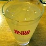 三進 - レモンサワー