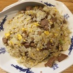 平和軒 - 料理写真:炒飯¥700