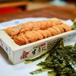 酒仙房 金生 - 料理写真:・雲丹丼 1880円