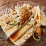 楽楽一番 - 280円均一おつまみから冷し豆腐