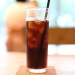 90511823 - ランチセット 2030円 のアイスコーヒー