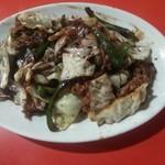 中華料理 日栄楼 - ホイコーロー