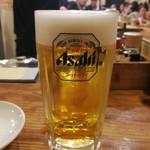 酒場 やまと - ビール
