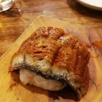 酒場 やまと - うなぎの寿司680円
