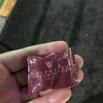 ウルフギャング・ステーキハウス - 包みが可愛いぜ。