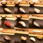 鮨 つか田 - 料理写真:
