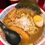 長浜らーめん - とんこつ醤油ラーメン(600)
