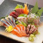 あばらや - 市場直送・新鮮鮮魚は毎朝市場より仕入れる為、日替わりです。