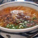 たけ屋 - 肉うどん500円、牛めし330円もおススメ❤
