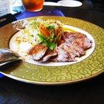 chuukaryouritouri - 牛肉の前菜(ランチの飲茶バイキング)