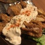 お肉とお魚 まつり - チキン南ばん