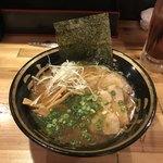 麺場神徳 - しょう油ラーメン