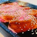 尾崎牛焼肉 銀座 ひむか - 新鮮な肉、さっと炙るだけ!