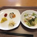 90524239 - ランチ  前菜・サラダ