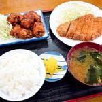 つるぎ - 料理写真:マイ日替り定食