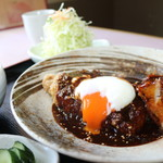 とんかつ 喜太条 - 焙煎ごま味噌ロースかつ定食