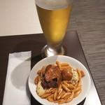サクララウンジ - 料理写真:一番搾り生ビール