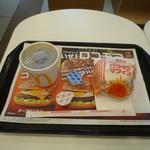 マクドナルド - ドリンク写真:朝食