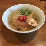 中華そば Ryo - 冷やし鶏そば(塩)