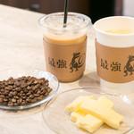 プレミアムバターコーヒー(HOTorICE)